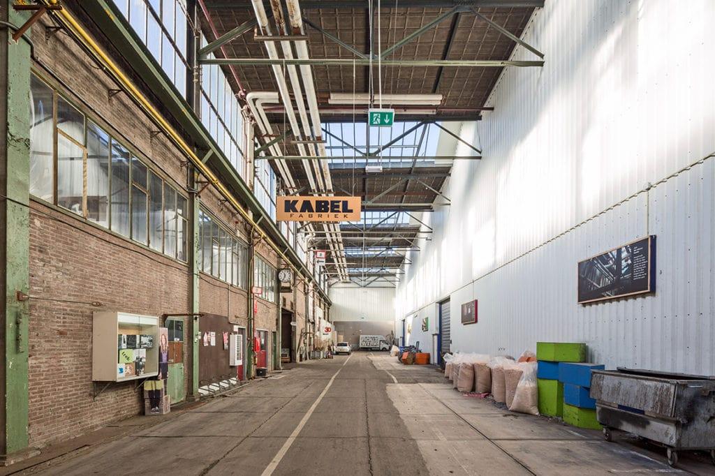 kabelfabriek herbestemming hal