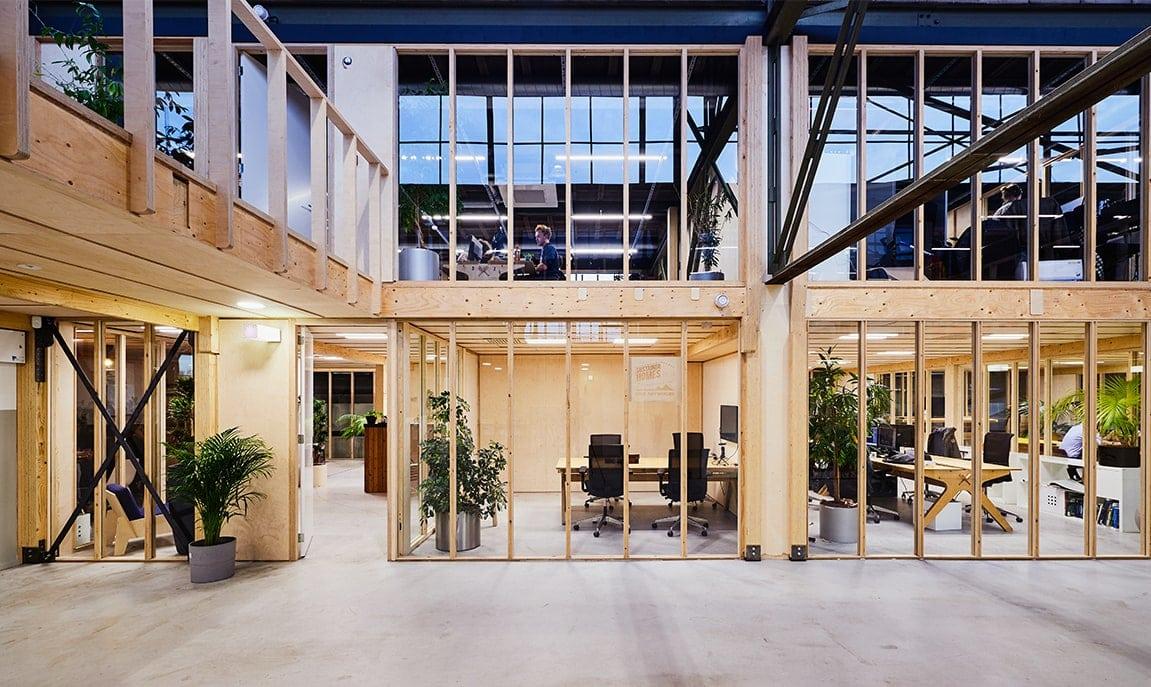 houtskeletbouw systeem werkspoorfabriek